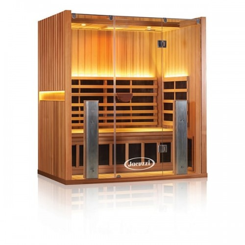 Jacuzzi Sanctuary 3 infrared sauna in Ontario