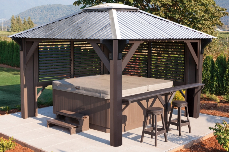 windsor visscher gazebo in Ontario