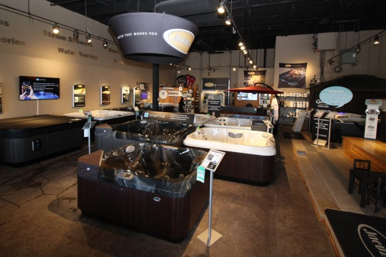 Jacuzzi Oakville Showroom