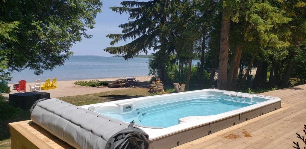 swimlife all season pool in ontario