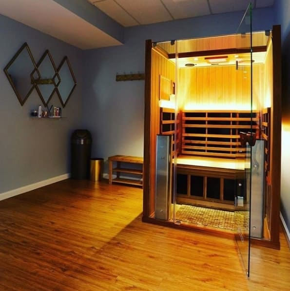 Sanctuary 2 Cedar Infrared Sauna
