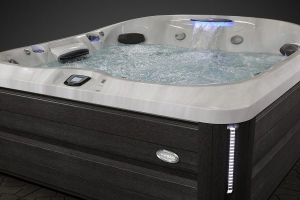 Jacuzzi Hot Tub Cabinet Dark Gray in Ontario