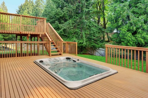 Jacuzzi PowerActive Swim Spa All Season Pool