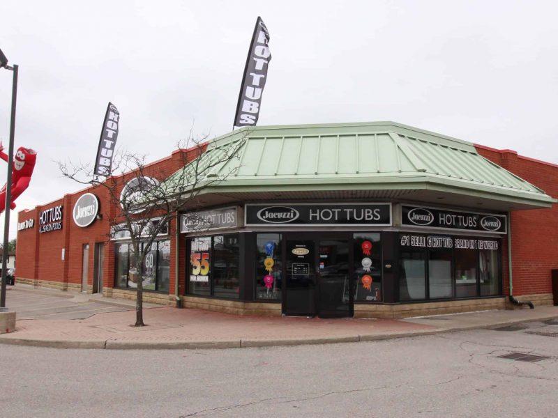 Jacuzzi Hot Tubs Whitby Ontario