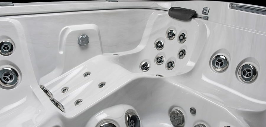 Jacuzzi Hot Tub Seating in Ontario